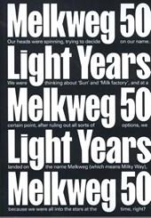 Melkweg 50 Light Years