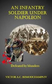 An infantry soldier under Napoleon