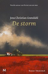 De storm   Jens Christian Grøndahl  