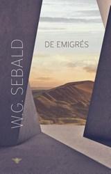 De emigrés | W.G. Sebald |
