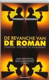 De revanche van de roman   T. Vaessens  