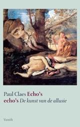 Echo's echo's   Paul Claes  