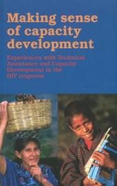 Making sense of capacity development