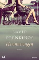 Herinneringen | David Foenkinos |
