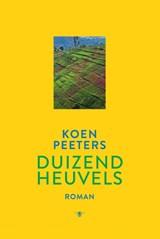 Duizend heuvels | Koen Peeters |