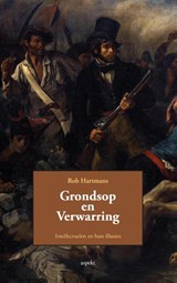 Grondsop en verwarring. Intellectuelen en hun illusies | Rob Hartmans |