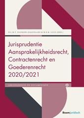 Jurisprudentie Aansprakelijkheidsrecht, Contractenrecht en Goederenrecht 2020/2021
