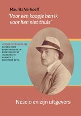 Nescio en zijn uitgevers | Maurits Verhoeff |