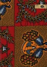 Vlisco fabrics   Roger Gerards ; Suze May Sho  
