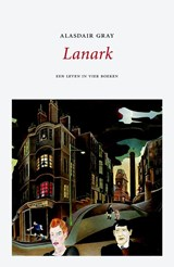 Lanark   Alasdair Gray  