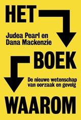 Het boek waarom | Judea Pearl ; Dana Mackenzie |