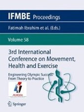 3rd International Conference on Movement, Health and Exercise