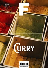Magazine  F #9: CURRY