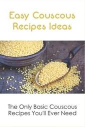 Easy Couscous Recipes Ideas