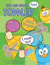 Cut and Paste Toddler