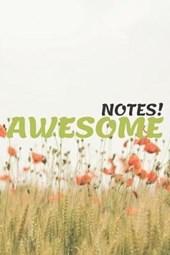 awsome notes