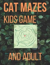 Cat Mazes Kids Game and Adult