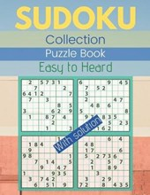 Sudoku Collection Puzzle Book Easy to Heard