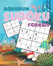 Aquarium Sudoku for kids