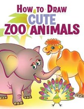 How to Draw Cute Zoo Animals