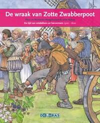 De wraak van Zotte Zwabberpoot De beeldenstrom | Theo Hoogstraaten ; Marianne Hoogstraaten |