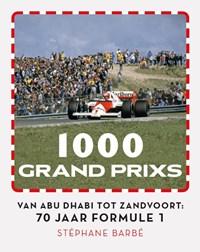 1000 Grand Prixs | Stéphane Barbé |