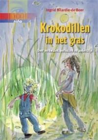 Inzicht Krokodillen in het gras | Ingrid Bilardie-de Boer |