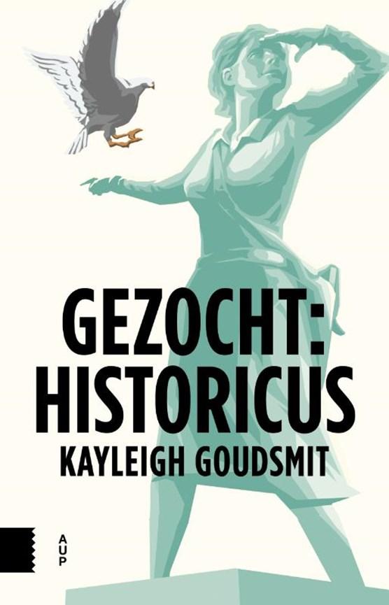 Gezocht: historicus