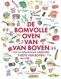 De bomvolle oven van Van Boven   Yvette van Boven  