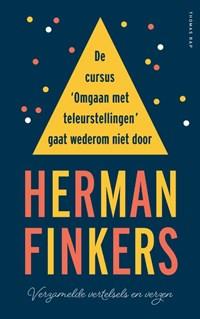 De cursus 'Omgaan met teleurstellingen' gaat wederom niet door   Herman Finkers  