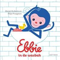 Ebbie in de wasbak | Marjet Huiberts |
