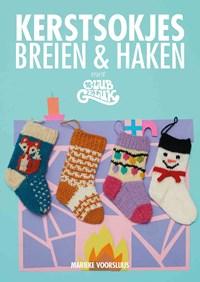 Kerstsokjes breien en haken met Club Geluk | Marieke Voorsluijs |