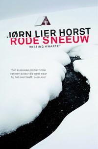 Rode sneeuw | Jørn Lier Horst |