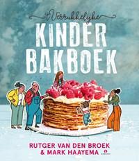 't Verrukkelijke kinderbakboek | Rutger van den Broek ; Mark Haayema |