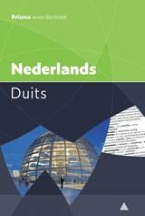 Prisma woordenboek Nederlands-Duits | auteur onbekend | 9789000358540