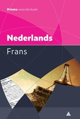 Prisma woordenboek Nederlands-Frans | auteur onbekend | 9789000358588