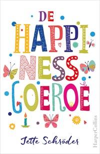 De Happiness Goeroe   Jette Schröder  