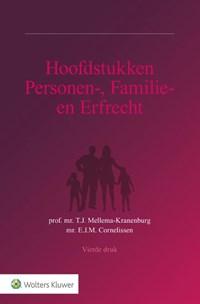 Hoofdstukken Personen-, Familie- en Erfrecht | auteur onbekend |