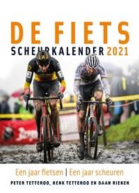 De Fietsscheurkalender 2021   Peter Tetteroo  
