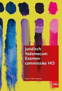 Juridisch Vademecum Examencommissie Hoger Onderwijs | Pieter Huisman |