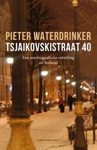 Tsjaikovskistraat 40   Pieter Waterdrinker  