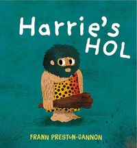 Harrie's hol | Frann Preston-Gannon |