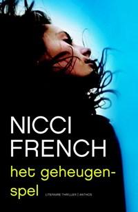 Het geheugenspel   Nicci French  