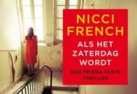 Als het zaterdag wordt | Nicci French |