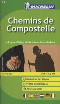 Chemins de Compostelle | auteur onbekend |