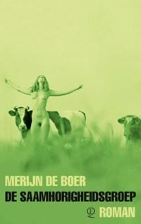 De saamhorigheidsgroep   Merijn de Boer  
