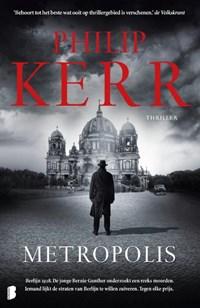 Metropolis   Philip Kerr  