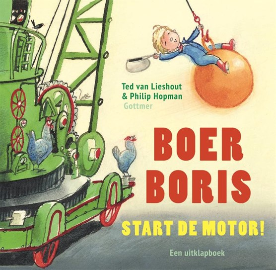 Boer Boris, start de motor!