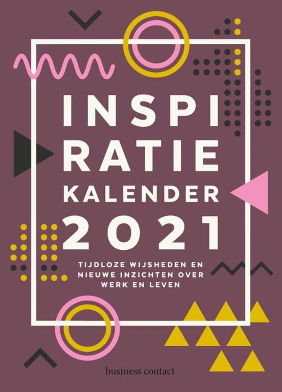 Inspiratiekalender 2021