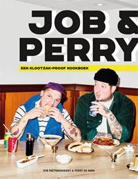 Job en Perry   Perry de Man ; Job Pattinasarany  